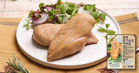 [햇살닭] 다양한 맛으로 즐기는 훈제 닭가슴살 기획전