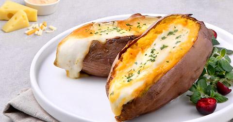 [네이처엠] 치즈♥고구마의 완벽한 조합, 치즈품은 고구마 기획전
