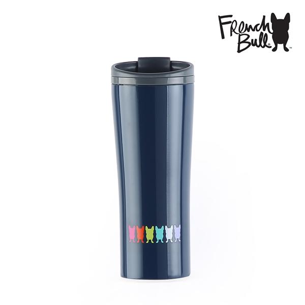 네오플램 프렌치불 커피 텀블러 450ml