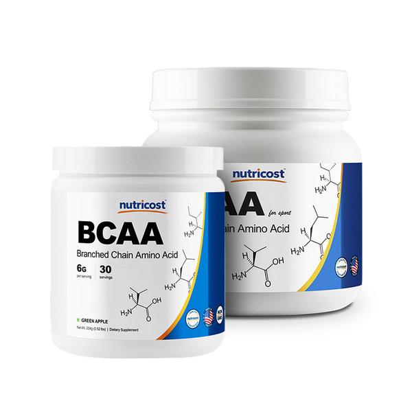 [뉴트리코스트] 비씨에이에이 BCAA 아미노산 보충제 모음전