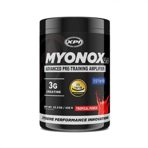 [엑스피아이] XPI 마이오녹스 부스터 / 크레아틴 보충제 건강기능
