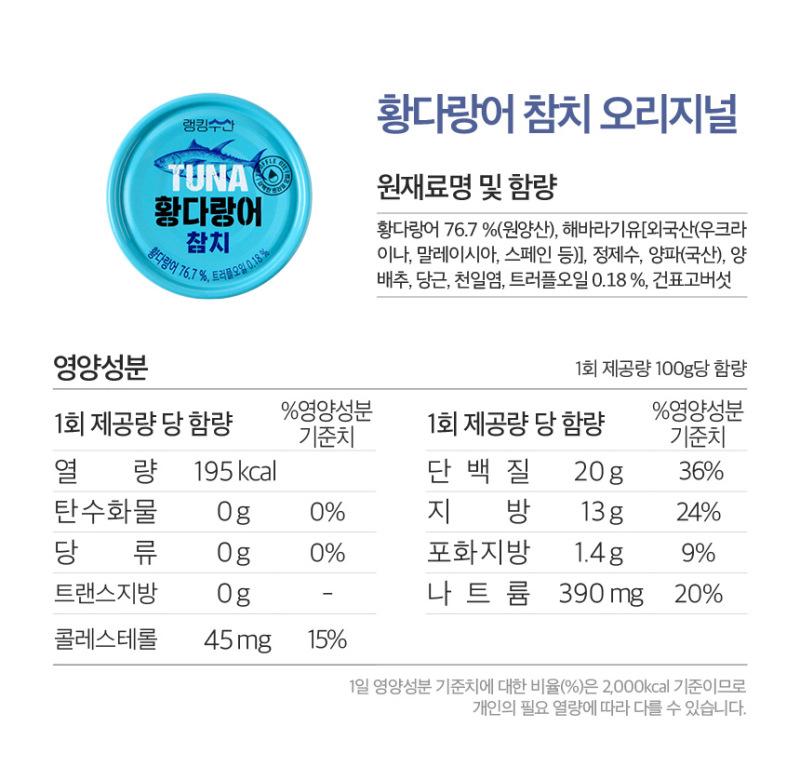 오리영양성분